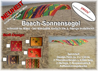 BEACH-SONNENSEGEL